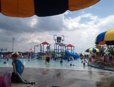 Somersplash water park in Somerset, Kentucky